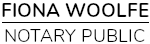 Fiona Woolfe Notary Public